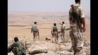 قوات سوريا الديمقراطية تتقدم في #الرقة