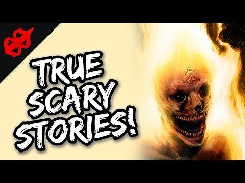 5 Scary Storíes   True Scary Storíes   Paranormal Storíes