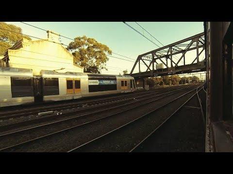 Sydney Great Train Expo 2014 - Steam through the suburbs