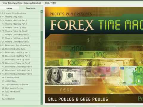 Forex Time Machine Review