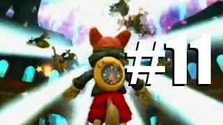 Blinx: The Time Sweeper, Part 11 - Final Round: Momentopolis and Ending