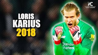 Loris Karius 2018 ● The Underrated Goalkeeper - Sensational Saves HD