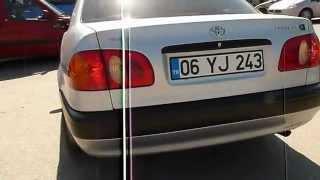 """06-YJ-243 """"Sefa VAR"""" Jdm Corolla AE101"""
