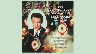 Jimmie Rodgers - It's Christmas Once Again (Official Audio)