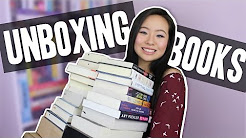 UNBOXING EXTRAVAGANZA | ft. BookOutlet & And The Story Begins