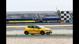 Hogere Rijvaardigheidsdag Club Renault Sportives in Assen 14-10-2019 - Clio 4 RS (2 van 2)