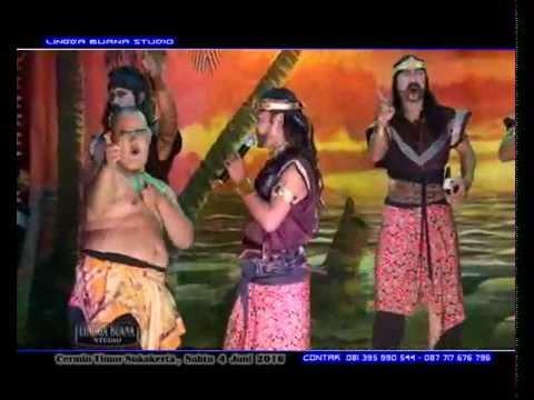 TEMBANG LINGGA BUANA 2016 UNYU UNYU