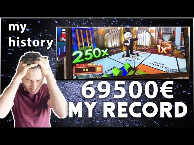 🔵*/ MONOPOLY EVOLUTION GAMING / ISTORIA MEA / CÂȘTIG RECORD / CASINO ROMANIA / LIKE ⇘