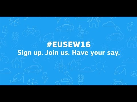 #EUSEW16 Call for Registrations