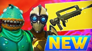 🔴 OMG! *NEW SKINS* *NEW PROFESSIONAL MODE* +470 VICTORIAS! - FORTNITE Battle Royale