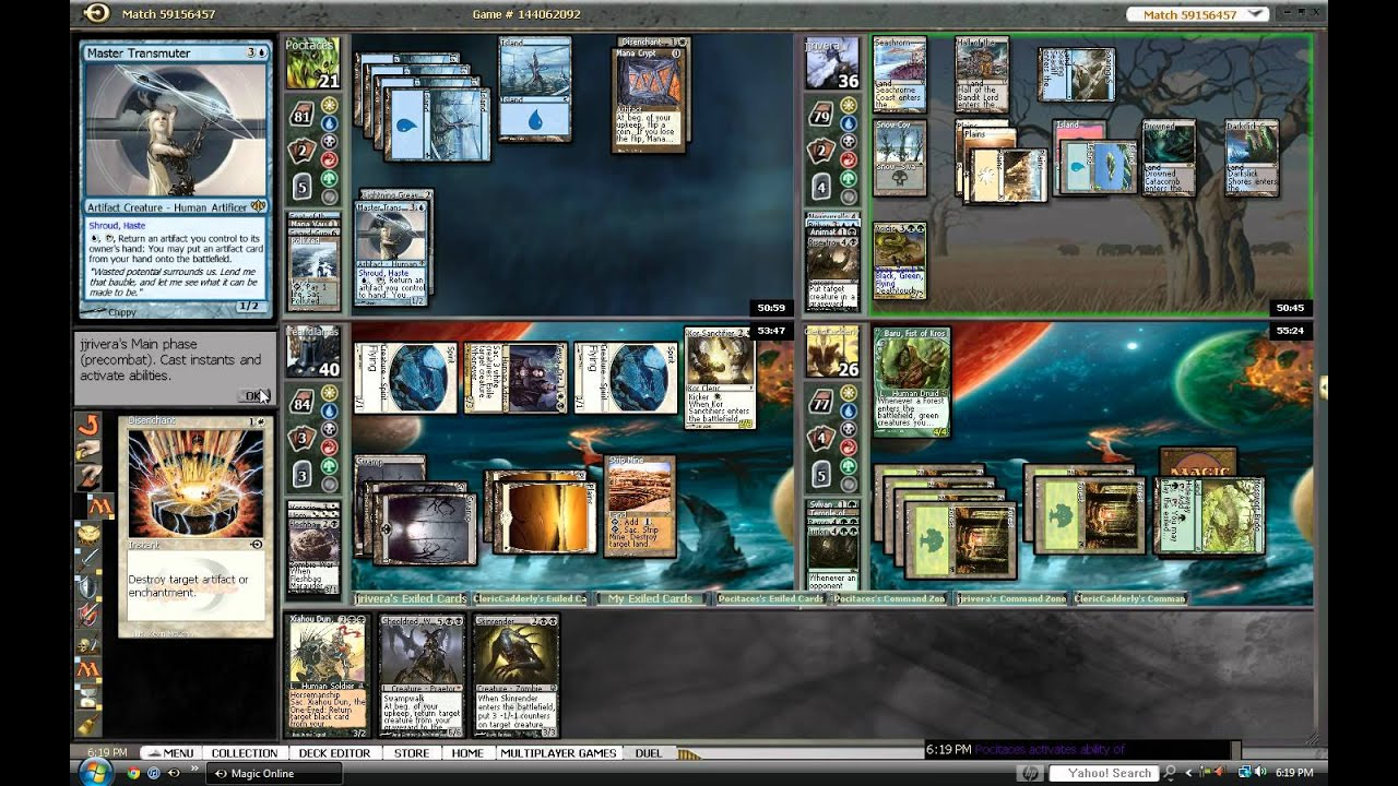 Teysa Orzhov Scion Edh Game Youtube Not legal in this format: youtube