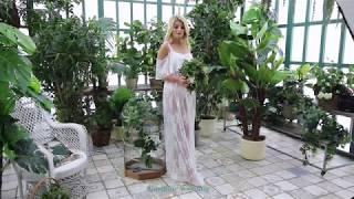 САМОЕ КРАСИВОЕ Будуарное платье на утро невесты!