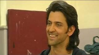 Hrithik: Not too cool for school