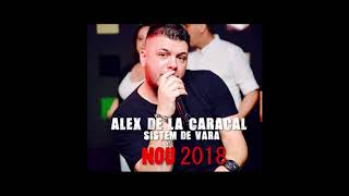 Alex de la Caracal -  Sistem de vara ( live 2018 )  █▬█ █ ▀█▀