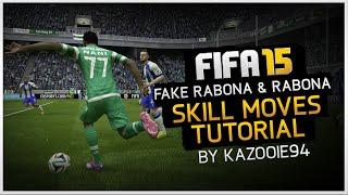 FIFA 15 Skills Tutorial: Fake Rabona & Rabona Shot/Pass