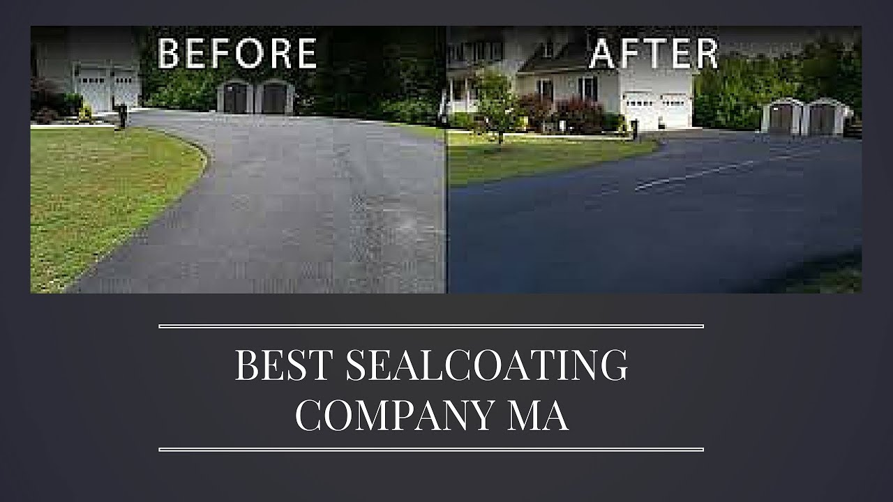 How Much Does It Cost To Seal A Driveway Youtube
