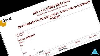 ÖSYM AİS giriş ekranı | 2019 MSÜ sınav giriş yerleri açıklandı!
