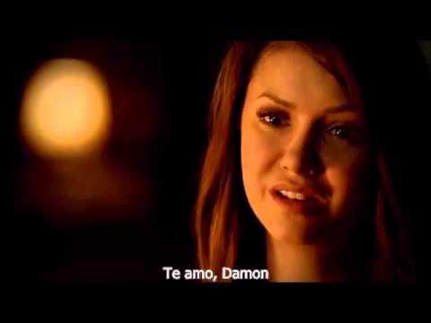 Damon y elena finalmente juntos final temporada 4 for Damon y elena