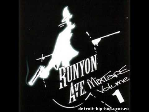 Kon Artis & Runyon Ave - Detroit Love