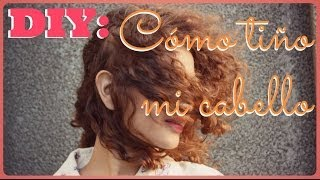 DIY: Cómo tiño mi cabello :] Thumbnail