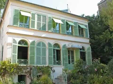 Mus e de la vie romantique paris 16 rue chaptal dans le - Musee de la vie romantique salon de the ...