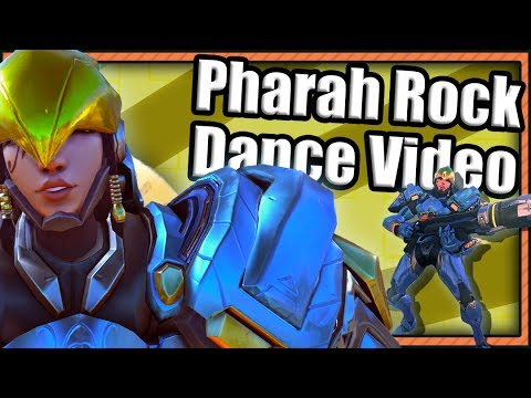 Pharah's Rock'n Roll Dance Music Video