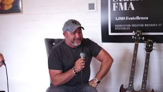 Interview de RADIKAL PRO - C au Studio FMA Fratellenza