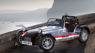 Caterham Seven Roadsport 125 Monaco Videos