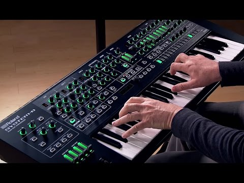 Roland SYSTEM-8 - Sound Design with Scott Tibbs