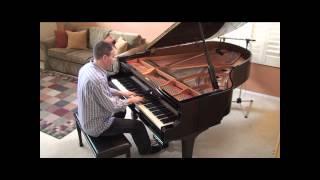 Kabalevsky Op. 27 no. 25 Novelette.wmv