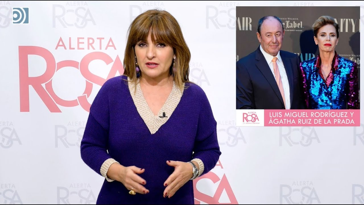 Alerta Rosa - Luismi reta a Pedro J.: Me ducho con su gel y me bebo su vino
