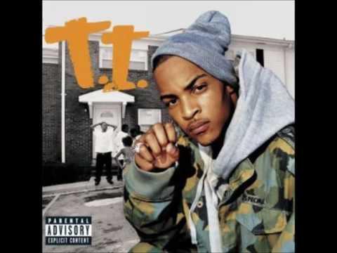 T I  Urban Legend 2004 Full Album
