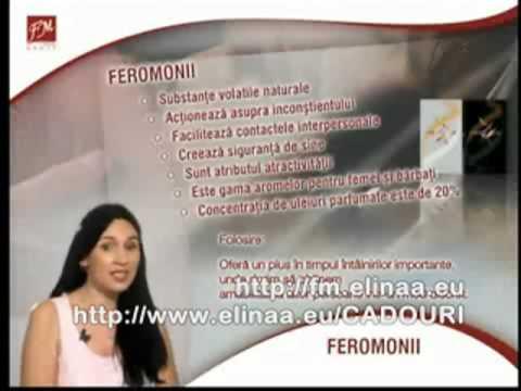 Elinaa Fm Group Romania Parfumuri Cu Feromoni Youtube