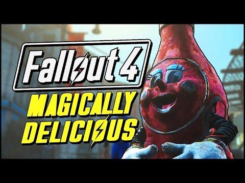 MAGICALLY DELICIOUS! |  Fallout 4 Nuka World DLC |