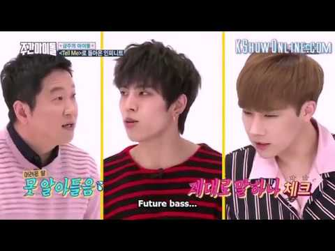 180110 Weekly Idol Ep 337 Eng Sub  Infinite