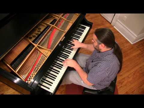 SUPER MARIO BROTHERS MAIN THEME | Cory Hall, piano