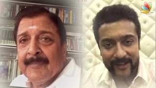 Suriya and Sivakumar about their dad's contribution in life | Interview | Enn Appa