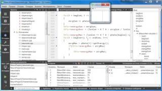 Видео #21. Тестирование кода на задаче по аппроксимации.