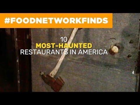 10 Most-Haunted Restaurants in America   Food Network