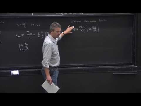 Lecture 2  Part 2   Phonons, Debye Theory
