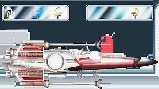 Космический корабль - Пипо и его эвакуатор - Мультфильм для детей как Майнкрафт