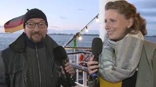 Die Ankunft der Polarstern in Bremerhaven
