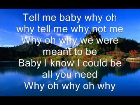 Enrique Iglesias - Why Not Me (Karaoke)