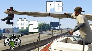 GTA V - Pc Walkthrough Part 2 - Save My Son | Max Setting - 60 FPS - HD (Grand Theft Auto V)