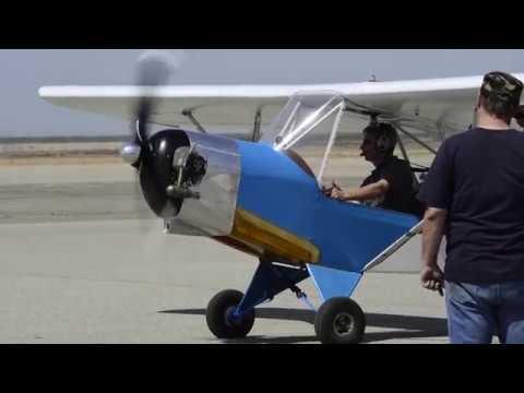 Pegasus DP-1 Engine Flight Testing