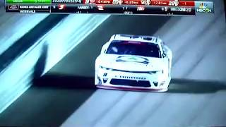 2018 Ford Ecoboost 300 - Tyler Reddick Wins The Race and The Championship