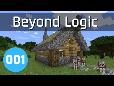 Beyond Logic #1: Can we do this? | Minecraft