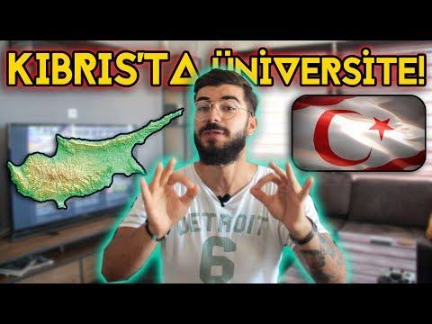 KIBRIS'TAKİ TÜM ÜNİVERSİTELERİ YORUMLUYORUM!!!   KIBRIS'TA ÜNİVERSİTE VE YAŞAM (2018)
