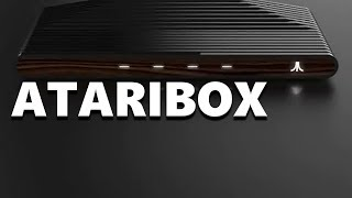 Ataribox - An Upcoming Retro Console from Atari