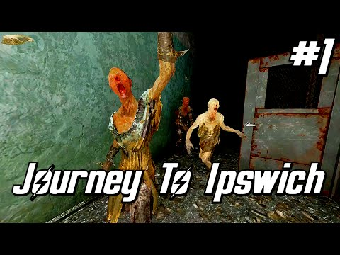 Let's Play Journey to Ipswich - Fallout 4 Quest Mod - Part #1